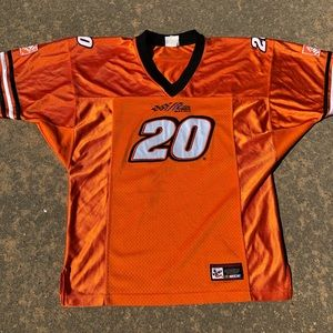 Vintage Embroidered Tony Stewart Football Jersey